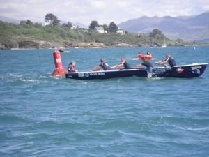 Mens - Bull Bay take the buoy