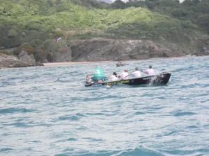 Mixed - Porthmadog take buoy 13
