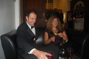 Pete and Sarah