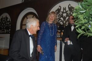 Godfrey, Pippa and Huw