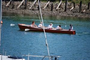 Porthmadog ladies supavets crew
