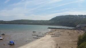 Newquay beach 2