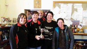 Port league Ladies Vets winners